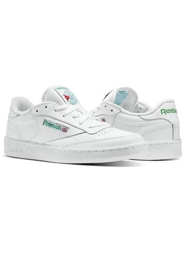 Reebok Club C 85 Erkek Günlük Ayakkabı Ar0456 Beyaz